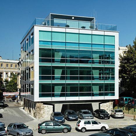 Ignatov Architects: nuovi uffici costruiti sull'architettura storica - Floornature.com   arte patrimonio paesaggio   Scoop.it