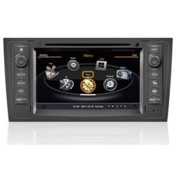 Autoradio DVD GPS AUDI A6 / S6 1997-2004 avec écran tactile & fonction Bluetooth, SD, TV, 3 G, WIFI | Poste Radio << Autoradio GPS << Autoradio pas cher | Scoop.it