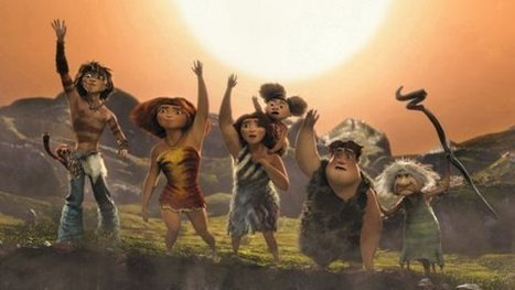 AndromedaHigh: LOS CROODS 2: DREAMWORKS REMONTA EL ... | Dreamworks | Scoop.it