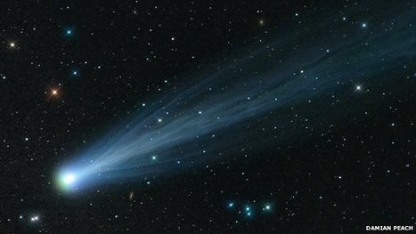 Comet brightens, but no fireworks | Planets, Stars, rockets and Space | Scoop.it