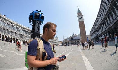 Google Street View takes Venice by foot | GooglePlus Expertise | Scoop.it