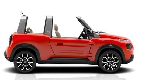 Elektroautos: Citroën legt Méhari neu auf – als Stromer | Weblese | Scoop.it