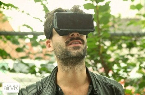 How to turn your iPad into virtual reality headset | 3D Virtual-Real Worlds: Ed Tech | Scoop.it