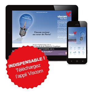 N'oubliez pas : Facilitez votre visite grâce à l'appli Viscom ! | Visual Communication News | Scoop.it