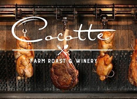 Cocotte Farm Roast & Winery à Bangkok – le chef Jeriko Van Der Loup ré-invente la rôtisserie française | MILLESIMES 62 : blog de Sandrine et Stéphane SAVORGNAN | Scoop.it