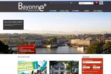 Bayonne : l'Office de tourisme a présenté son nouveau site internet   Actu Réseau MOPA   Scoop.it