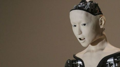 A Robot that can sing by itself and other technology News | Technology in Business Today | Scoop.it