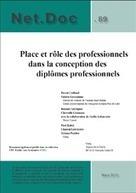 Place et rôle des professionnels dans la conception des diplômes professionnels | PEDAGO-ANDRAGO-APPRENANCE | Scoop.it