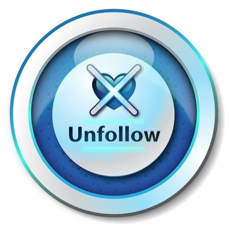 Does Facebook Need An Unfollow Button? | MarketingHits | Scoop.it