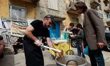 Troubled Greece: fears of 'first domino' to fall as austerity is counted a failure   2012 meltdown   Scoop.it
