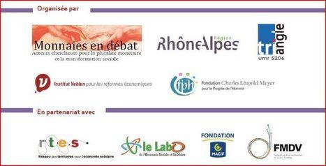 Monnaies complémentaires et Territoires : rencontre nationale 9 Nov 2012 | Nouveaux paradigmes | Scoop.it
