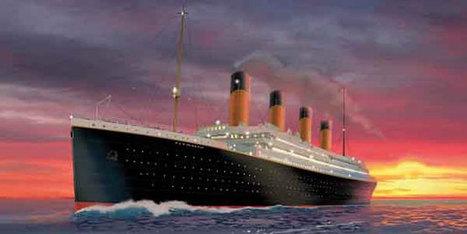 IJsbergen nu gevaarlijker dan in het jaar dat de Titanic zonk   Xander De Vos   Scoop.it