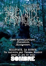 Scriptorium Ludique : It's Alive ! Alive ! - Millevaux Sombre : Le Livre Source   Jeux de Rôle   Scoop.it