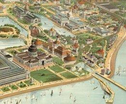 Vue d'ensemble de l'exposition universelle, Chicago, 1893 - Bibliothèque numérique mondiale | L'ebook dans l'édition scientifique et universitaire | Scoop.it