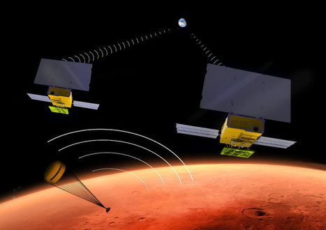 In NASA First, Cubesats Headed to Mars with InSight Lander | Space In Cyberspace | Scoop.it