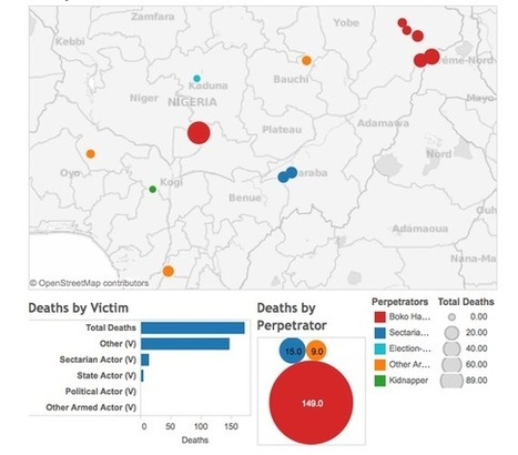 Tracking Nigeria's Worsening Security in Real Time | The Geo Feed | Scoop.it