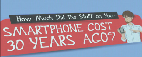 What Would The Stuff Your Smartphone Can Do Cost in 1985? | omnia mea mecum fero | Scoop.it