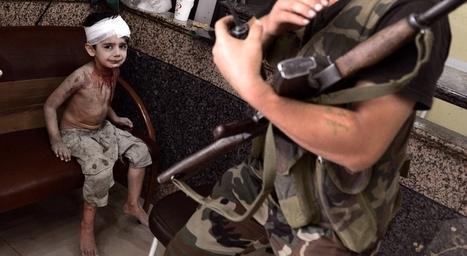 Syrie : « La population civile est conduite à l'abattoir » dénonce Mgr Jeanbart - Aleteia | religion Catholique, Chrétienne | Scoop.it