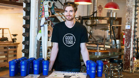 This Reusable Coffee Cup-Share Program Plans To Take Over New York | Eco Action Heroes | Scoop.it