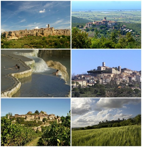 Towns in Tuscany Your Travel Agent Has Never Heard Of | Italia Mia | Scoop.it
