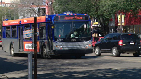 'Smart buses' coming to Edmonton - Edmonton - CBC News   Big and Open Data, FabLab, Internet of things   Scoop.it