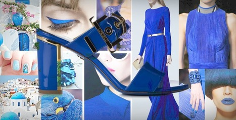 Color Trends by Loriblu: Deep Blue | Le Marche & Fashion | Scoop.it
