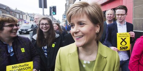 Austerity v Humanity and the Rise and Rise of Nicola Sturgeon | My Scotland | Scoop.it