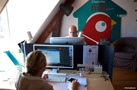 Start-up. Cherche mon Nid prend son envol pour faciliter la recherche immobilière | Immobilier | Scoop.it