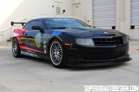 Chevrolet Camaro SS Road Race Edition by Autohaus Motorsports | USA Car | Scoop.it