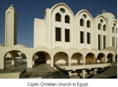 "Metro Talk : Churches in Egypt just keep ""popping up"" 