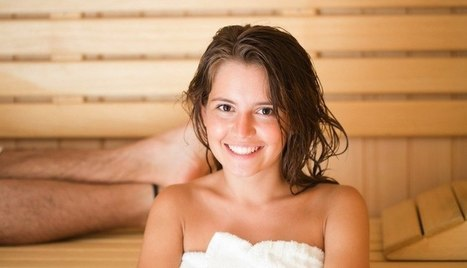 Why Saunas Are Great For Your Heart: A Cardiologist Explains | Healthy Recipes and Tips for Healthy Living | Scoop.it