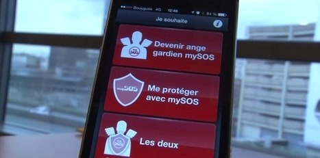 mySOS : le digital (aussi) au service du social | Communication & cie | Scoop.it