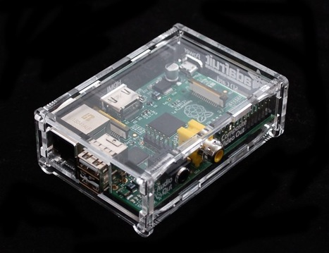 Raspberry Pi reaches critical mass as XBMC hardware | Education & Numérique | Scoop.it
