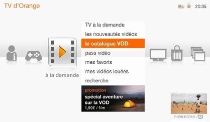 C'est les Soldes sur la VoD d'Orange - Orange info | TVOD_FR | Scoop.it
