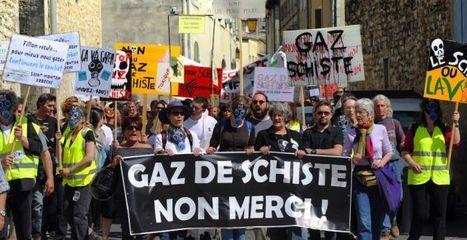 Alerte! TOTAL récupère son permis gaz de schiste | STOP GAZ DE SCHISTE ! | Scoop.it