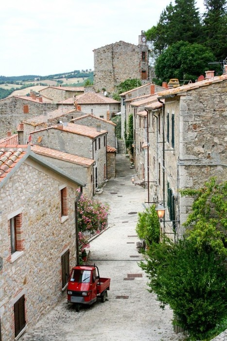 Visit Montemerano and Rocchetto di Fazio in Tuscany | Life in Italy: travel, food, tips | Scoop.it