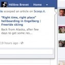 Bring Curation to your Facebook Timeline | AntroSocial | Scoop.it