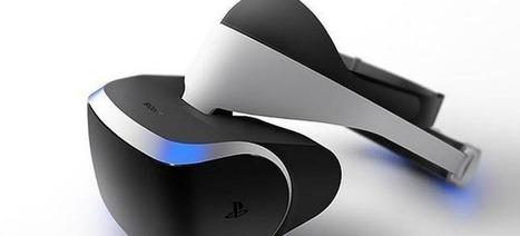 Sony presenta su casco de realidad virtual - laverdad.com | Animación 3D and video games | Scoop.it