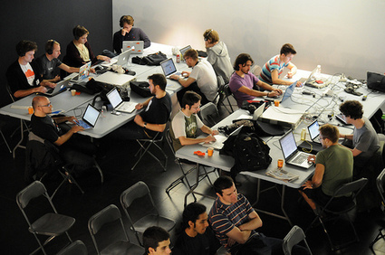 Hack days for developing #digitalstudies to upgrade #ictcurric ... | #ictcurric | Scoop.it