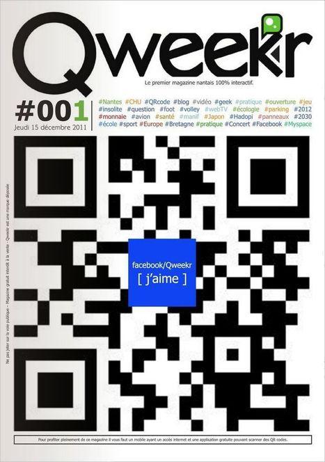 New QR Code Magazine | VIM | Scoop.it