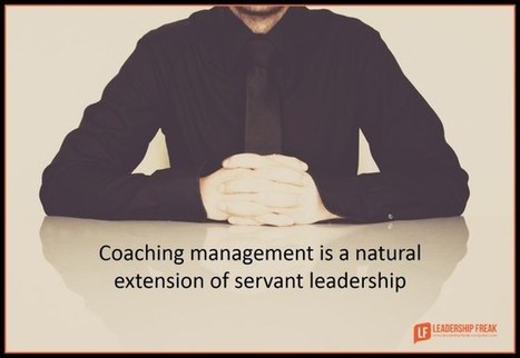 13 Challenges All Coaching-Managers Face | New Leadership | Scoop.it