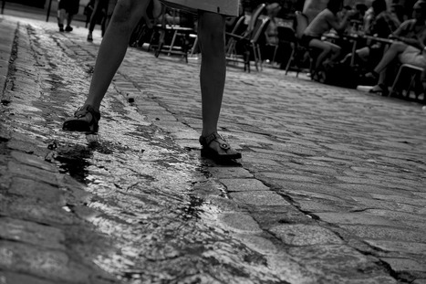 Flic Flac at Montmartre | Photographies People in Paris | Scoop.it