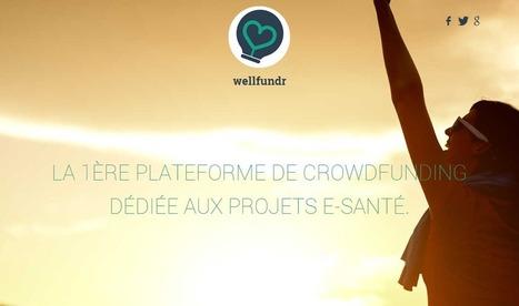 Participation – Wellfundr – Le crowdfunding dédié à la e-santé, le ... | Crowdfunding pro's and con's - pour ou contre | Scoop.it