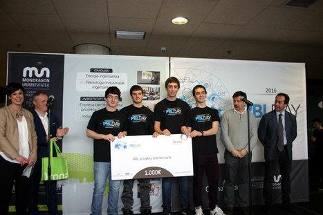 Ganadores de la jornada PBL Day de Mondragon Unibertsitatea | Mondragon Unibertsitatea | Scoop.it