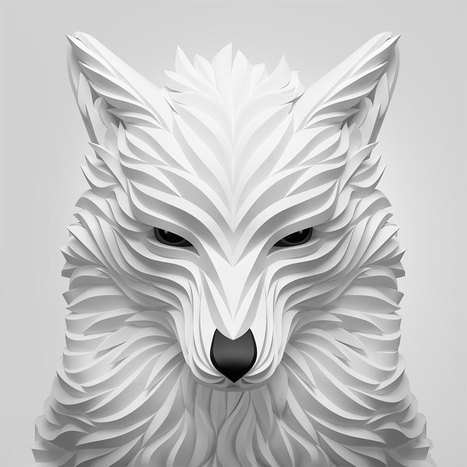 Elegant Animal Portraits By Maksim Shkret Show Their Quiet Dignity | Inspired By Design | Scoop.it