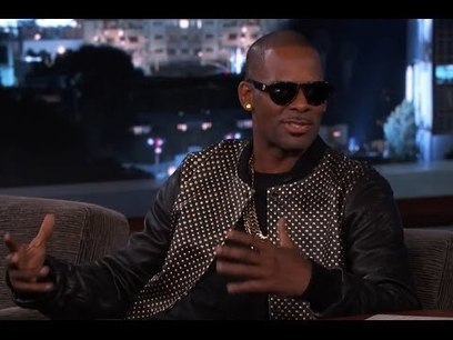 R. Kelly on Jimmy Kimmel Live PART 2   The Pit Boss   Scoop.it