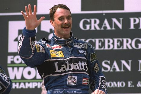 "Nigel Mansell says planned F1 weight limit is ""disgraceful"" - Mirror.co.uk 