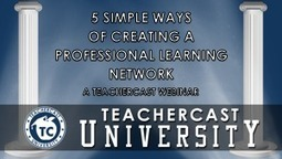 5 Ways to Build Your Professional Learning Network | Café puntocom Leche | Scoop.it