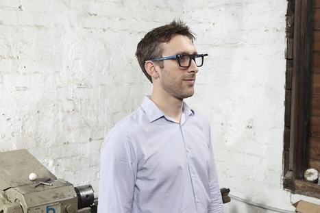 Glasses seller makes customer the designer with 3D printing | Technology and Consumer | Scoop.it