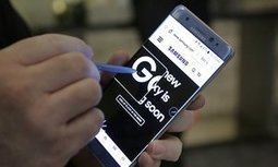 Samsung Galaxy Note 7 owners warned to stop using phones at risk of exploding   News Through Tech ( or is it Tech through News?)   Scoop.it